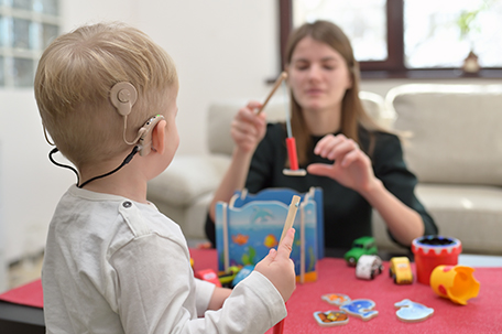 Cochlear Implant Assessment