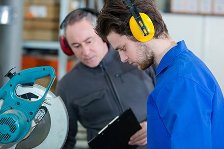 Industrial Hearing Testing